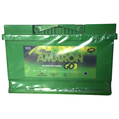 Amaron Aam-Go-565106590 60Ah Battery