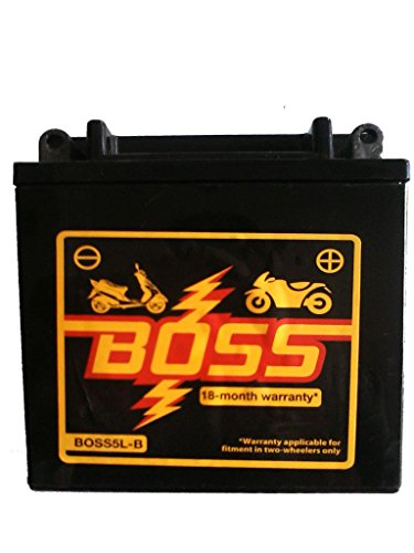 Exide Boss Vrla 4 Ah Battery