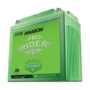 AMARON BETA BTZ7-6 AH SEALED BIKE BATTERY