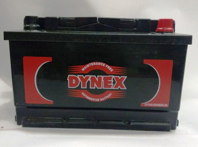 Dynex Din 65Lh 65Ah Battery From Exide