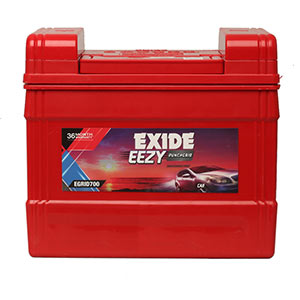 Exide Mileage Red Mred700 65Ah Battery