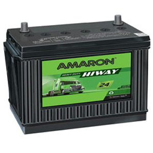 Amaron 80Ah Hi-Way Aam-Hw-Hc620d31r Battery