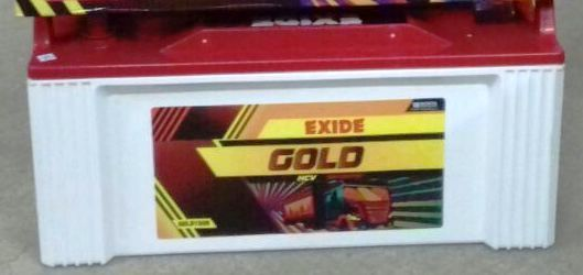 EXIDE GOLD65R BATTERY 65AH