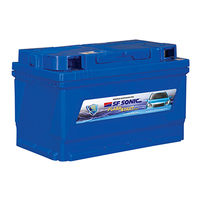 Sf Sonic 65Ah Fs1440-Din65lh Battery From Exide