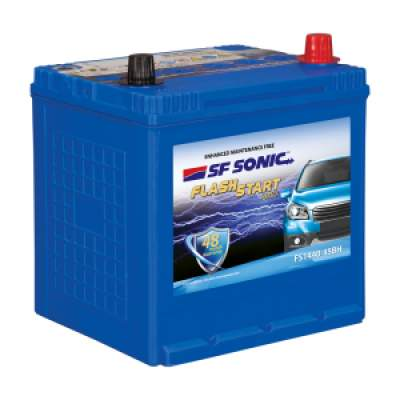 Sf Sonic 44Ah Fs1440-Din44lh Battery From Exide