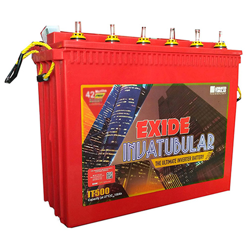 Exide Inva Tubular IT 500 150AH Battery