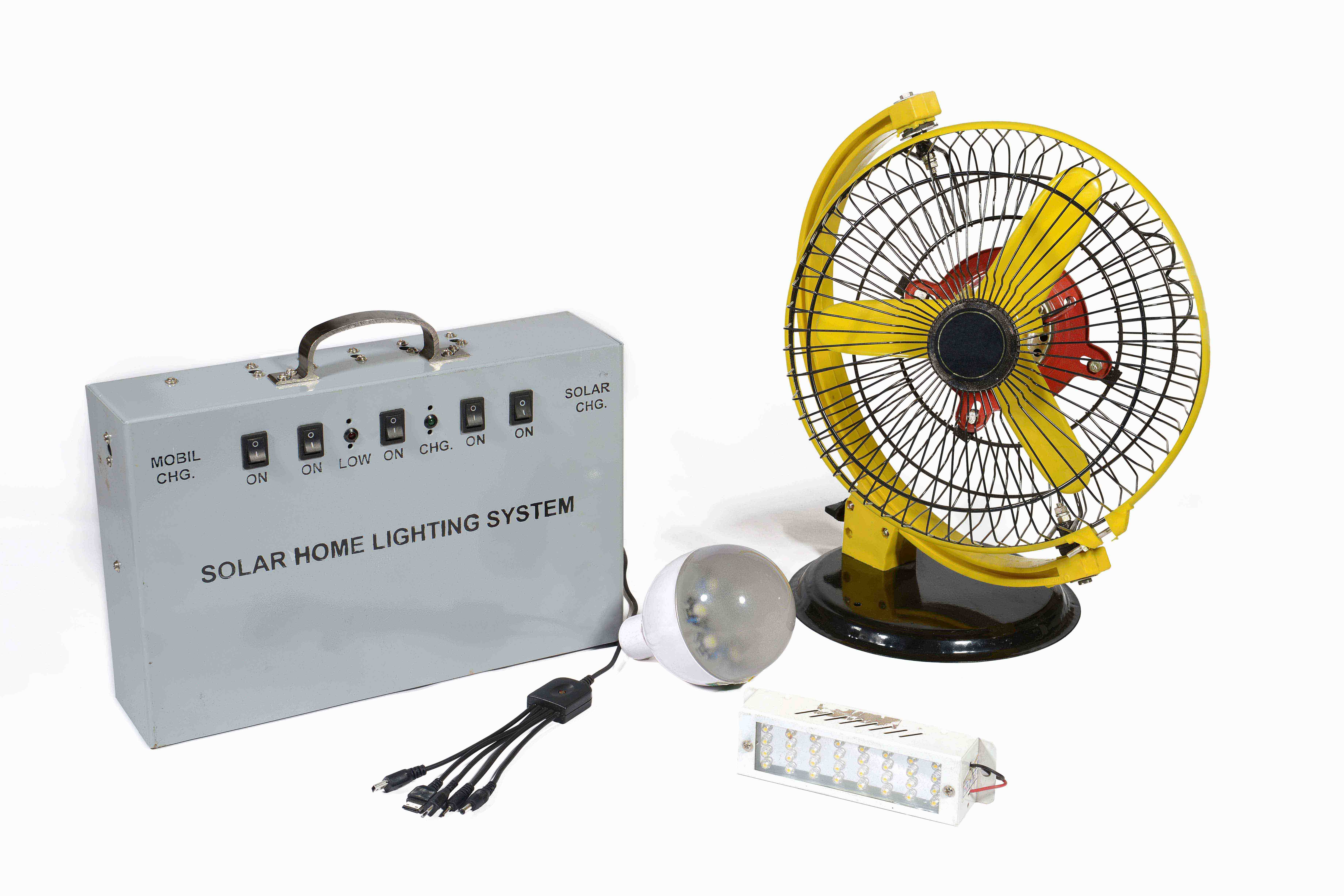 Solar Home Lighting System HLS 14