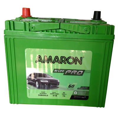 chevrolet sail Battery