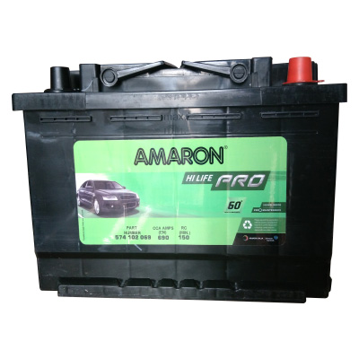 chevrolet opel vectra Battery
