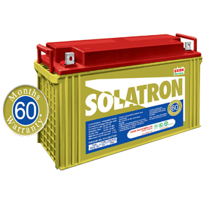 Exide 6SGL200 GEL BATTERIES