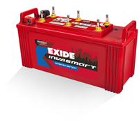Exide Invasmart IM1000 100Ah Inverter Battery