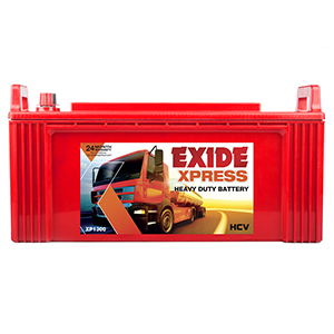 EXIDE XPRESS XP1300 130Ah Battery