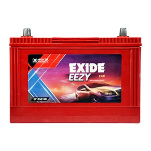 EXIDE MILEAGE MI105D31R 85Ah Battery
