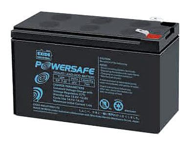 Exide 12v 7ah Sealed Maintenance Free UPS Battery