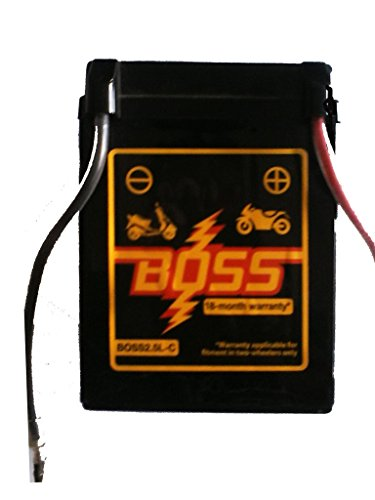EXIDE BOSS 2.5L-C 2.5Ah VRLA Dry Battery
