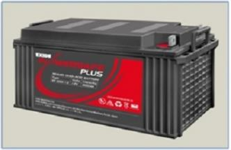 Exide Powersafe Ep 34-12W 12V 34 Ah Ups Battery