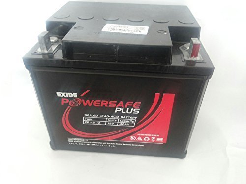 Exide Powersafe Plus Ep 65-12 12V 65Ah Battery