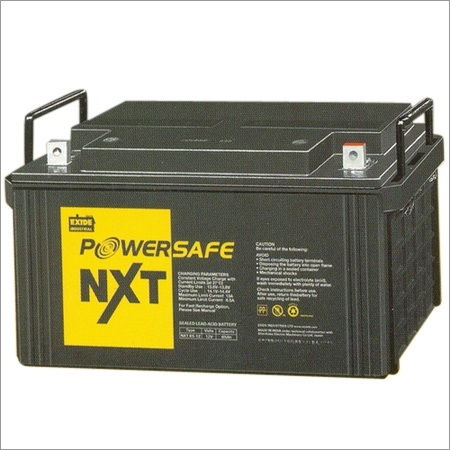 Exide Powersafe NXT 65-12 12V 65Ah VRLA Battery