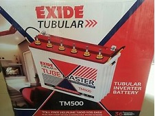 Exide Tube Master TM500 150AH Tall Inverter Battery
