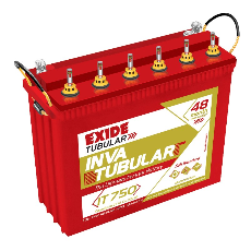 Exide InvaTubular IT 750 200AH Inverter Battery