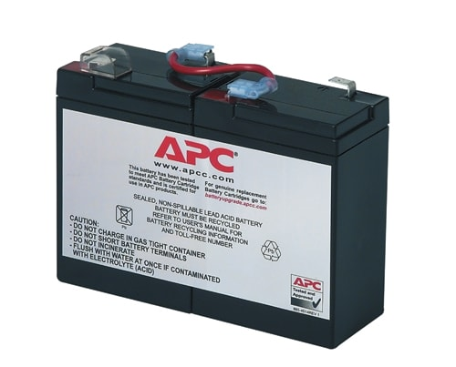 APC Replacement Battery Cartridge RBC 123 Back Smart UPS Battery