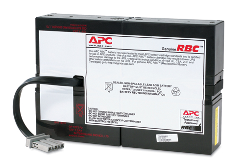 APC Replacement Battery Cartridge #55