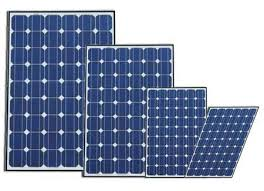 Microtek 12V 100 watts Solar Panel