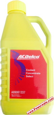 ACDelco Coolant for any type of Vehicle - 1 litre