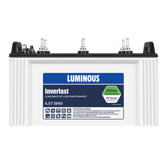 Luminous INVERLAST ILST 1842 150AH Battery