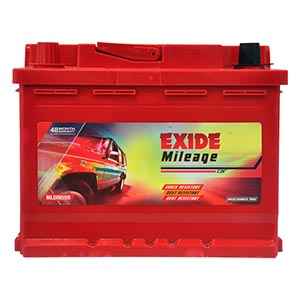 EXIDE MATRIX RED MTREDDIN74 74Ah Battery