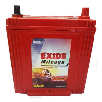 EXIDE MILEAGE RED MRED40LBH 35Ah Battery
