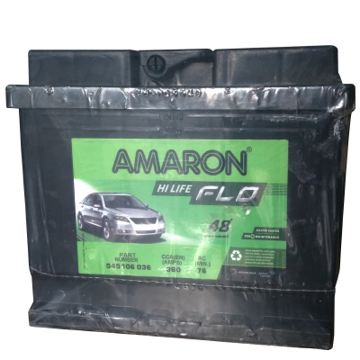 ford endeavour Battery