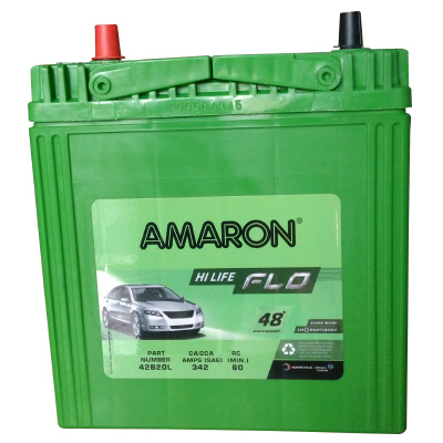 nissan dutsun go Battery