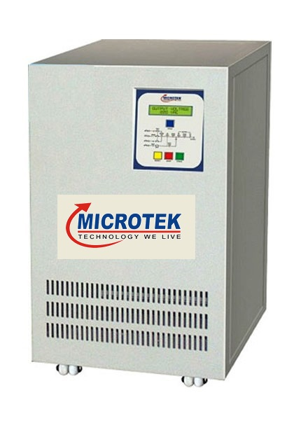 Microtek 10KVA 3 Phase In-1 Phase Out SuperMax-Series–I Online UPS