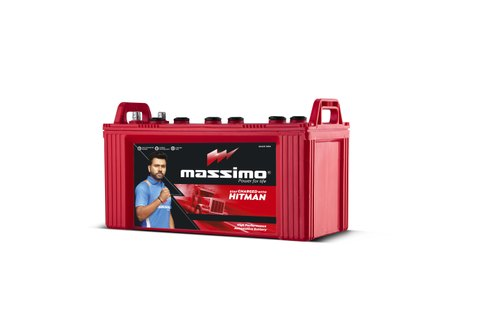 Massimo Jumbo Tubular Mst 1350 120Ah Battery