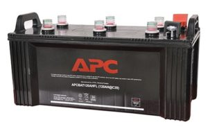 APC 150AH APCBAT150AHST Tubular Battery