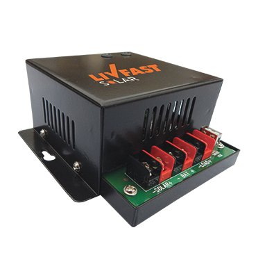 LivFast Solar Charge Controller LFTLFSCC24 4850 50Amps
