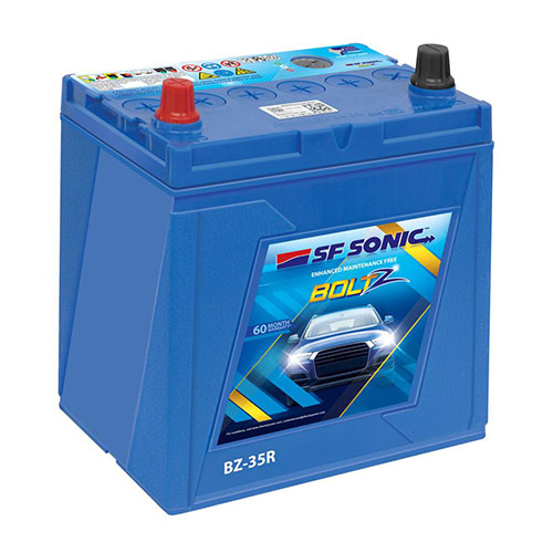 maruti stingray Battery
